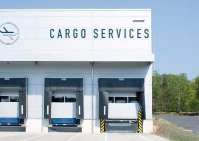 FMO   Schlüsselfertigbau eines Cargoterminals   Greven