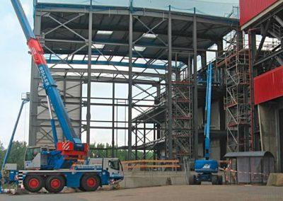 Müllheizkraftwerk der Stadtwerke Bremen