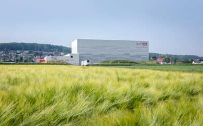 Erweiterung Produktionsstandort der Homann Feinkost GmbH